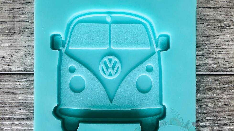 Cute VW Van Keychain Mold
