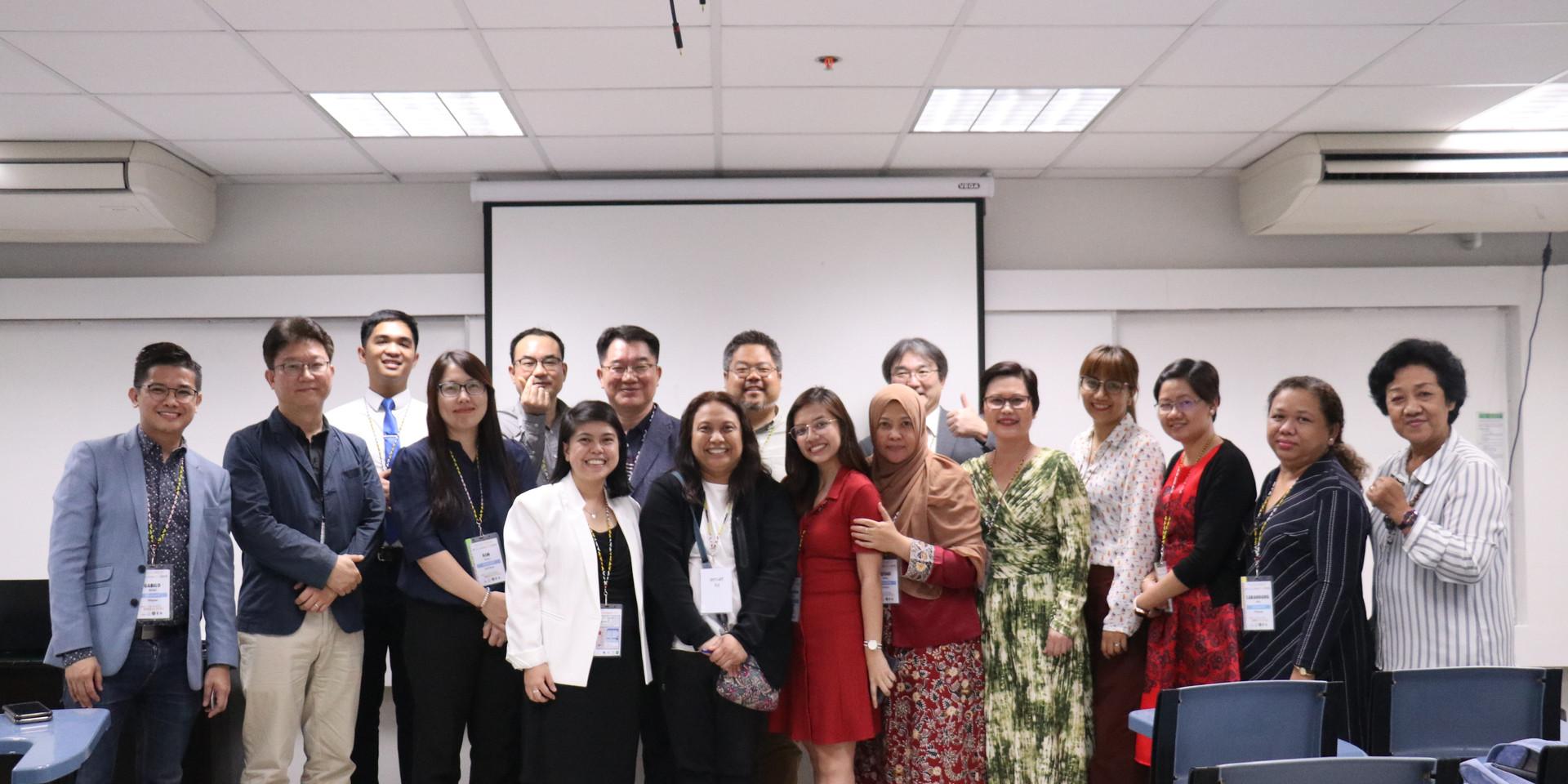 C4A Workshop with Ms. Sumulong