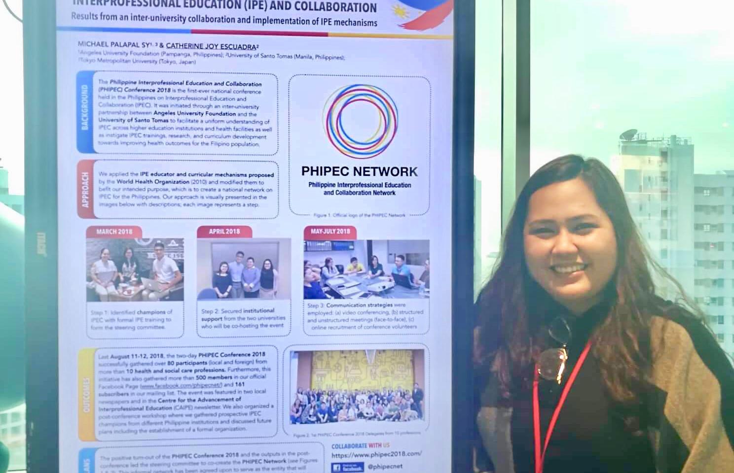PHIPEC Presentation in HKU (Catherine Escuadra)