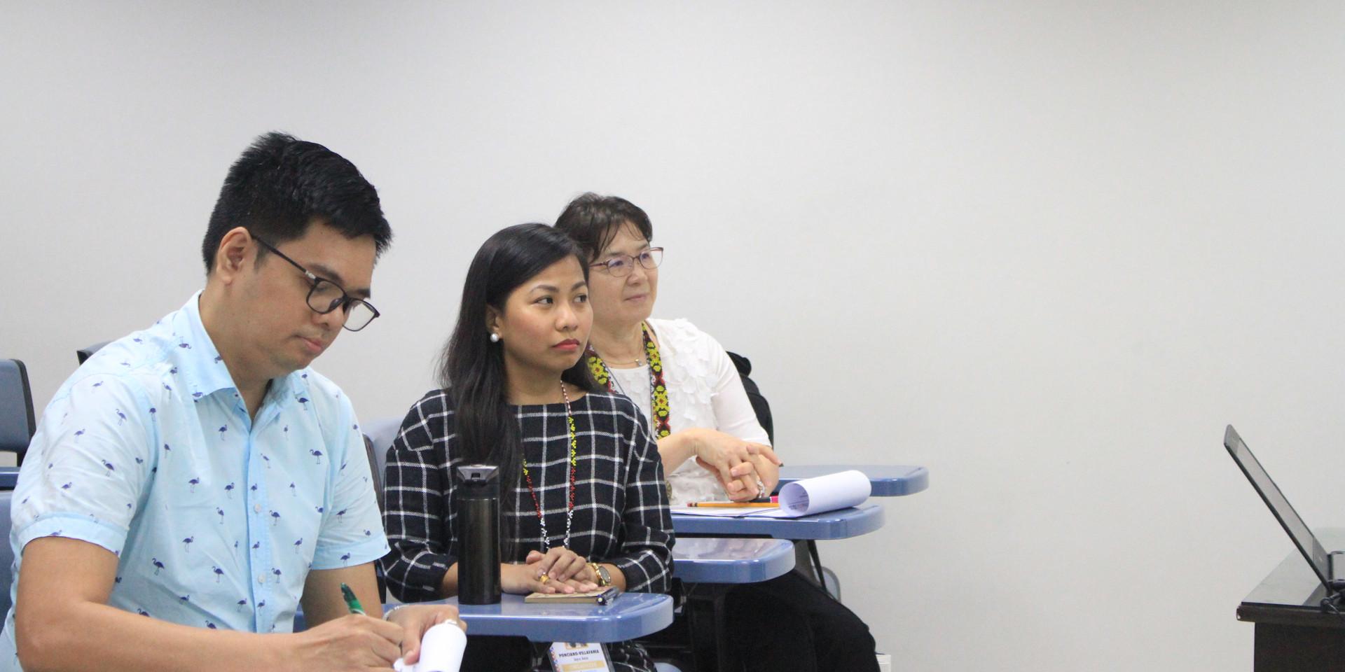 C4A Judges for Oral Presentation