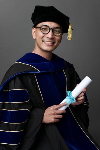 Ph.D. Graduation Speech 2019
