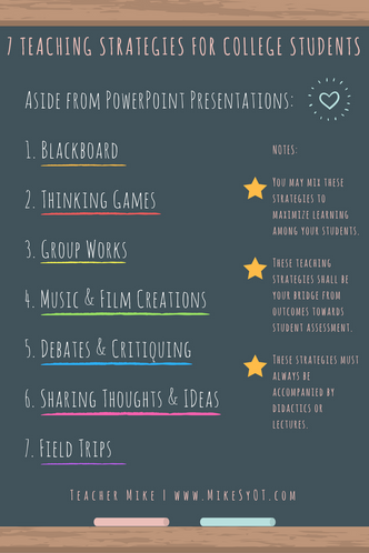7 Teaching Strategies for Adult Learners