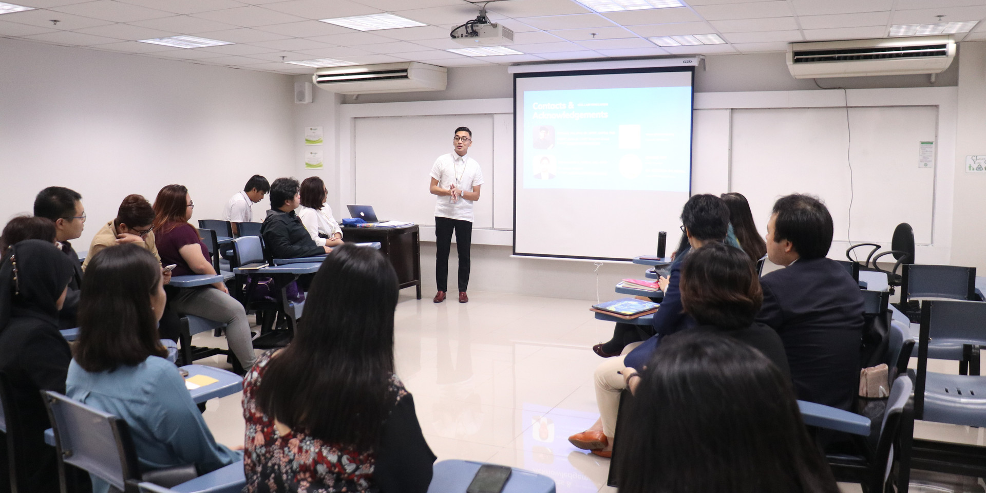C4A Workshop with Dr. Michael Sy