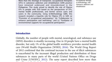 My 2nd International Publication (OTMH)!