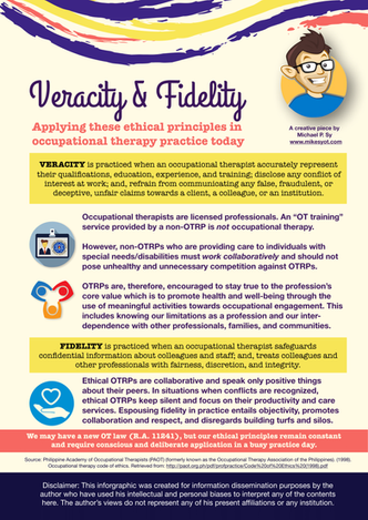 Veracity and Fidelity in OT Practice