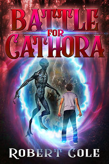 The Battle for Cathora_kindle cover-in u