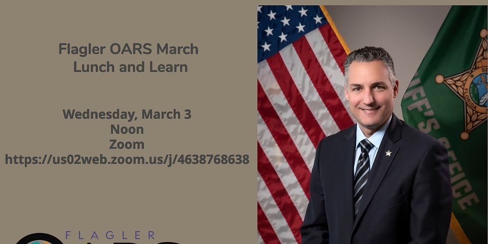 Lunch and Learn with Sheriff Lemma