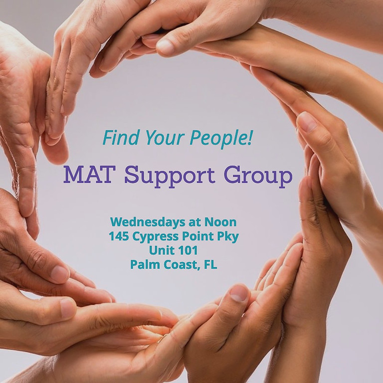 MAT Support Group with Flagler OARS