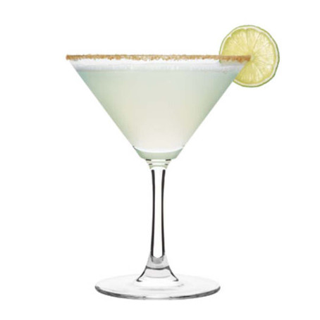 The famous Key Lime Martini that no guest can say no to.