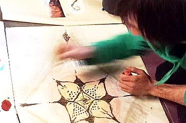Atelier d art thérapie de groupe - sophie kocher