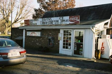 Raven's Country Store, Rocky Mount, VA