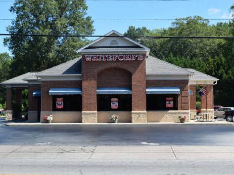 Whiteford's Giant Burger, Clinton, SC