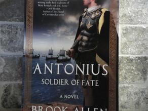 The Antonius Trilogy by Brook Allen