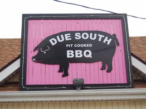 Due South BBQ, Christiansburg, VA