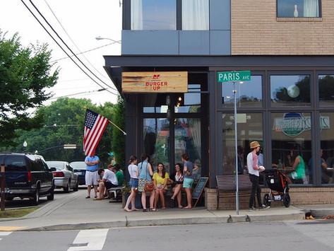 Burger-Up, Nashville, Tennessee