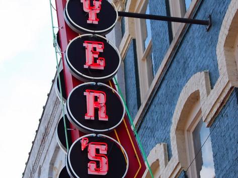 Dyer's Hamburgers, Memphis, Tennessee