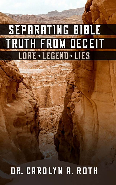 Separating Bible Truth from Deceit