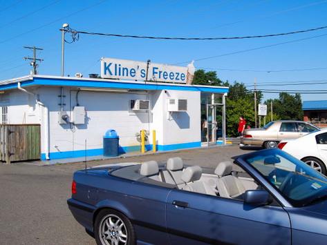 Kline's Freeze, Manassas, Virginia