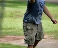 just throw it! - local disc golf courses