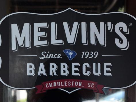 Melvin's BBQ, Mount Pleasant, SC