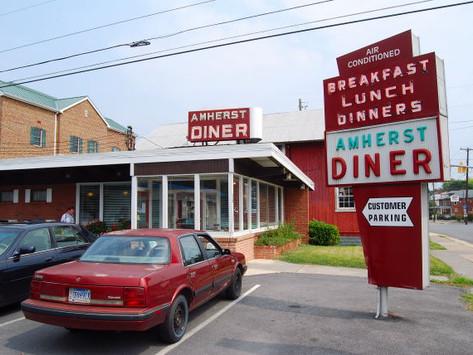 Amherst Diner, Winchester, Virginia