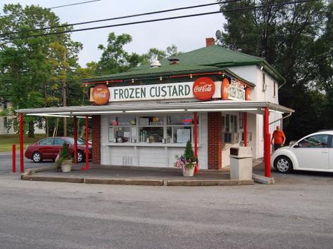 The Dairy Corner, Winchester, Virginia
