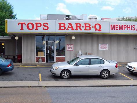 Tops Bar-B-Q, Memphis, Tennessee