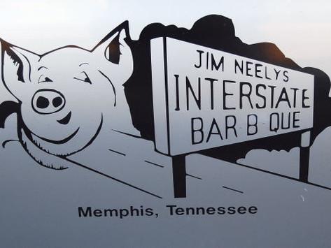 Interstate Bar-B-Que, Memphis, Tennessee