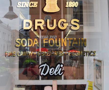 Timberlake Drug & Soda Fountain, Charlottesville, Virginia
