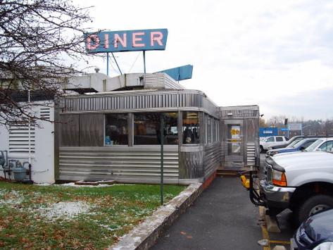 Frost Diner, Warrenton, Virginia