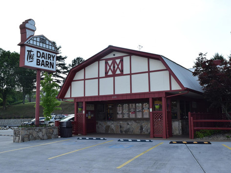 Dairy Barn, Athens, Tennessee