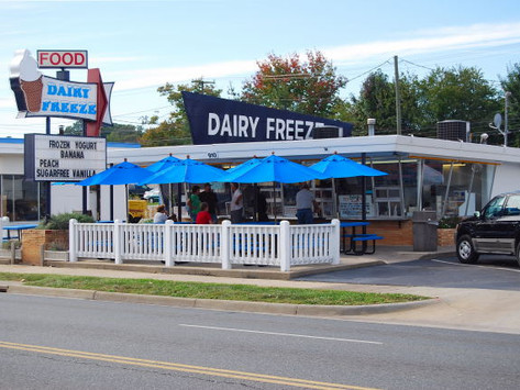 Dairy Freeze, Altavista, VA