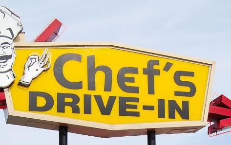 Chef's Drive-In, Altavista, VA