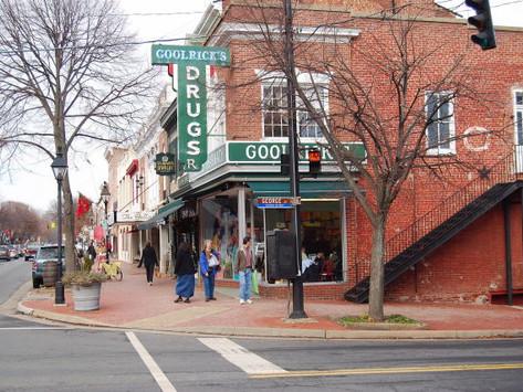 Goolrick's Pharmacy & Soda Fountain, Fredericksburg, VA