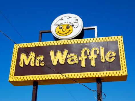 Mr. Waffle, Gaffney, SC