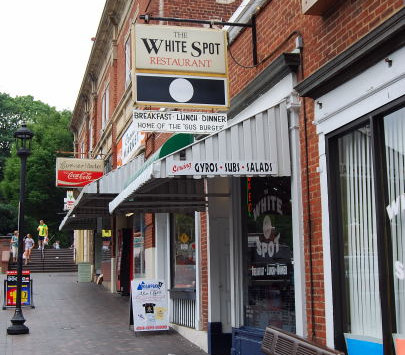 The White Spot, Charlottesville, Virginia