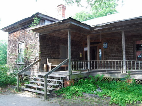 Sweatman's Bar-b-que, Holly Hill, South Carolina
