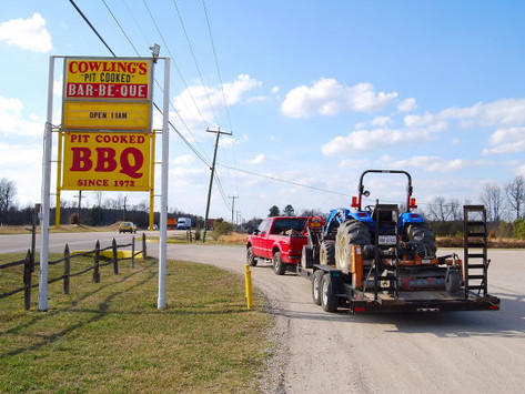 Cowling's BBQ, Waverly, VA