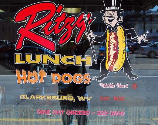 Ritzy Lunch, Clarksburg, West Virginia