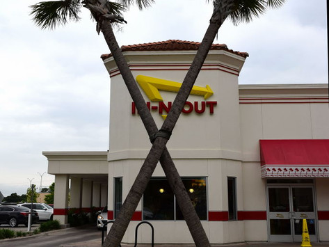 In-N-Out Burger, Austin, Texas