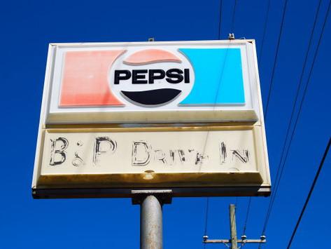 B & P Drive-In, Hillsville, Virginia