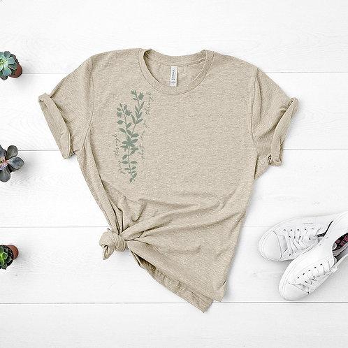 Grow Through What You Go Through Tshirt