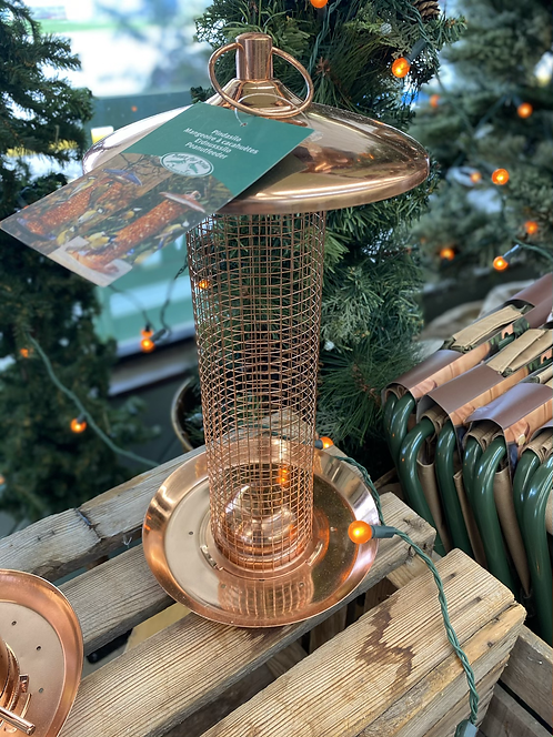 Copper Plated Nut Feeder