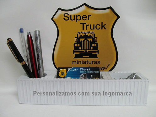 PC 008-bc Porta canetas container