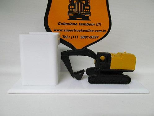 PCB 006am - Porta canetas escavadeira