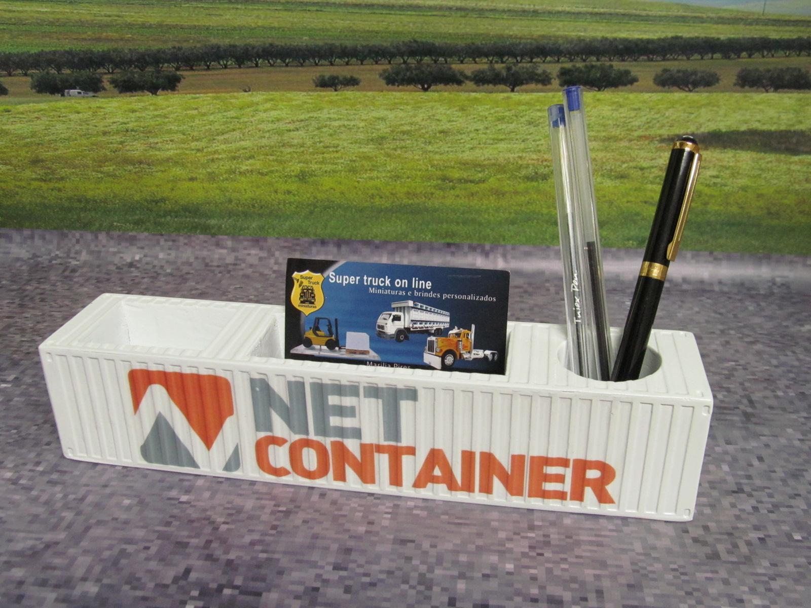 Porta canetas Net container
