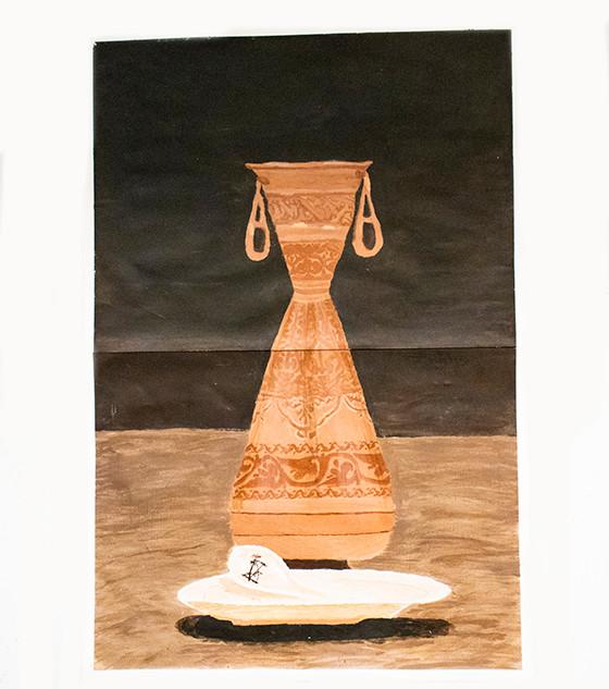 Basic Painting- Traditional Still Life