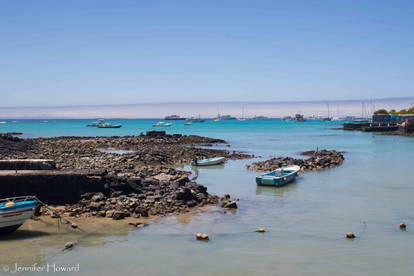 Puerto Ayora, Isla Santa Cruz