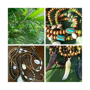 Perles et bois d'Asie...à découvrir absolument !