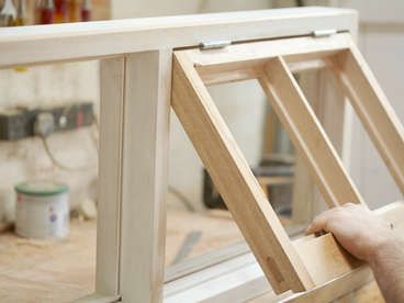 Fensterkonstruktion